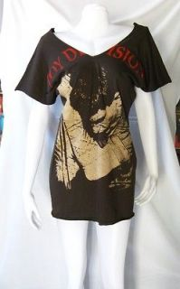 Joy Division Ian Curtis Band Rock Indie WOMEN T SHIRT DRESS Tank TOP