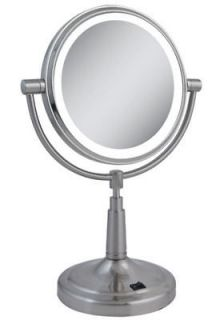 1X Cordless Next Generation LED Lighted Vanity MakeUp Mirror LEDMV410
