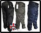 Mens Army Combat Work Trousers Pants Combats Cargo NEW