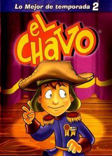 El Chavo Animado Lo Mejor de Temporada 2 DVD, 2011