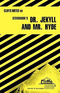 Hyde by Cliffs Notes Staff and James L. Roberts 1984, Paperback