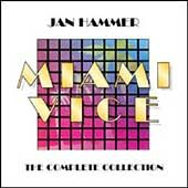 Miami Vice The Complete Collection by Jan Hammer CD, Jul 2002, 2 Discs