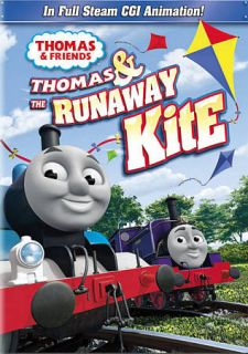Thomas Friends The Runaway Kite DVD, 2010