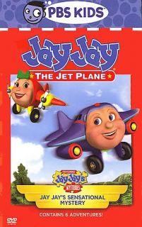 Jay Jay the Jet Plane   Jay Jays Sensational Mystery DVD, 2006