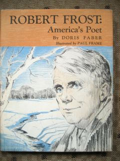 a life biography of robert frost a poet of genius Robert lee frost [1874-1963] was born in san francisco on 26 march 1874 his parents william prescott frost and isabel moodie met when they were both working as teachers this was the first time a poet had honored a presidential inauguration.