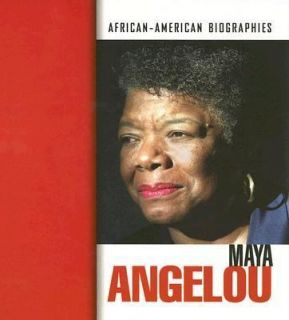 Maya Angelou African American Biographies by Blue, Rose 1410911195