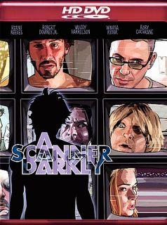 Scanner Darkly HD DVD, 2007