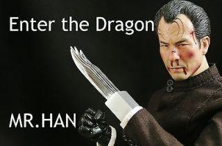 Hot 1/6 Enterbay Mr. Han Toys Jet Li Bruce Lee HULK Rambo Batman Joker