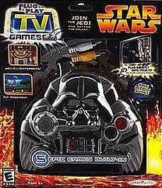 Jakks TV Games    Star Wars Episode III Revenge of the Sith TV game