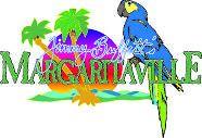 Margaritaville Jimmy Buffetts Vinyl Sticker Decal 6 (full color)