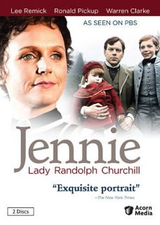 Jennie Lady Randolph Churchill DVD, 2010, 2 Disc Set