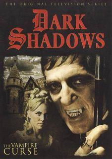 Dark Shadows The Vampire Curse DVD, 2009