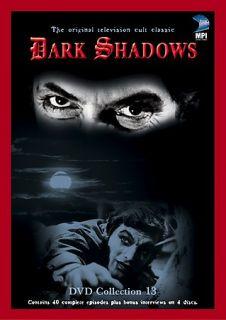 Dark Shadows   Collection 13 DVD, 2004, 4 Disc Set
