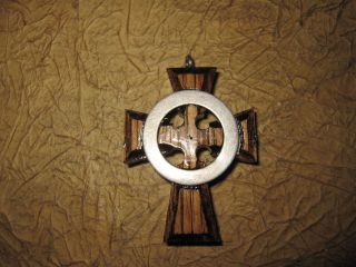 Boondock Saints inspired Small Fathers The Irish Duke Cross on a