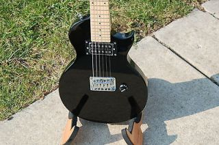 NEW BLACK JAY TURSER JRP19 LP 1/2 SIZE ELECTRIC GUITAR KIT W/AMP