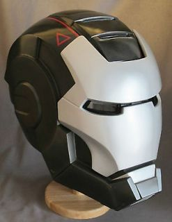 IRON MAN  WAR MACHINE 11 HELMET PROP REPLICA RARE