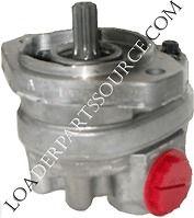 john deere 4475 hydraulic gear pump single one day shipping