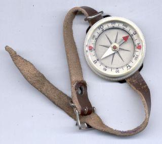 russia old children compass from estonia