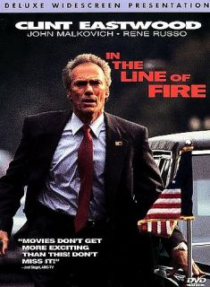 In the Line of Fire DVD, 1997