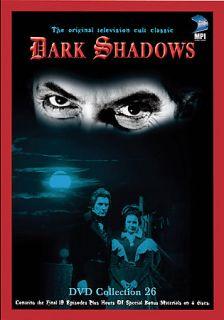 Dark Shadows   Collection 26 DVD, 2006, 4 Disc Set