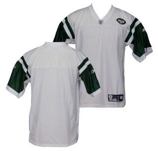NFL New York Jets BLANK Reebok Premier Football Jerseys, White, Flawed