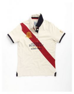 new joules aw12 ladies burghley polo shirt all sizes creme