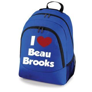 Love Beau Brooks The Janoskians Backpack   Girls School Bag