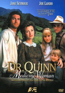 Dr. Quinn, Medicine Woman   The Complete Season 2 DVD, 2010, 8 Disc