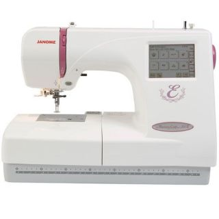 Janome Memory Craft MC350E Embroidery Machine