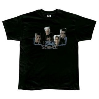 Weird Science   Make One T Shirt   XX Large