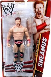 SHEAMUS WWE MATTEL BASIC SERIES 24 ACTION FIGURE TOY (BRAND NEW)
