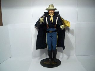 John Wayne She Wore A Yellow Ribbon movie Old West 12 figure