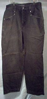 karl kani jeans 34x33 black