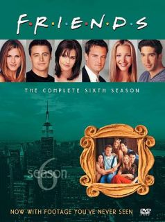 Friends   The Complete Sixth Season DVD, 2010