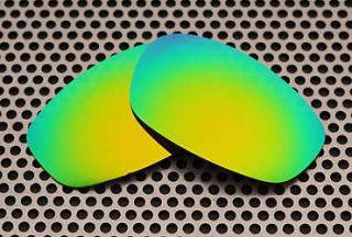 New VL Polarized HD Emerald Green Lenses for Oakley Wind Jacket