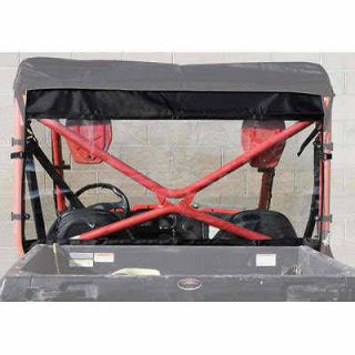 tusk utv rear window fits 2008 to 2011 kawasaki teryx