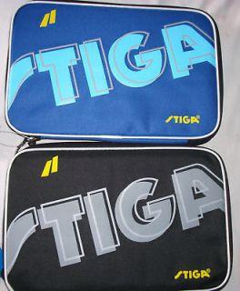 Full Size Stiga Table Tennis Racket Case, New