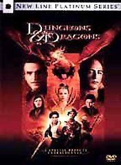 Dungeons Dragons DVD, 2001