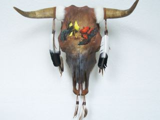 REAL COW SKULL,FIGHTING ROOSTERS,GAME FOWL,PELEA DE GALLOS,GIRO,#1