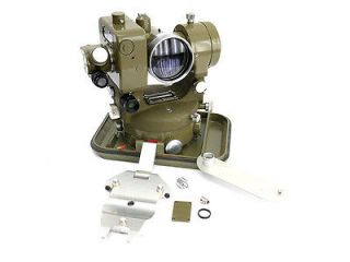 Newly listed Kern Aarau DKM3 Surveying Optical Theodolite 1/10 Arcsec
