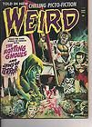 weird magazine june 1973 very good condition vg+ expedited shipping