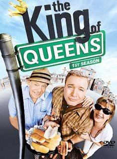 The King of Queens   Season 1 DVD, 2003, 3 Disc Set