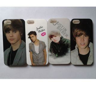 New Justin Bieber Stylish Hard Back Cover Case For Apple iPhone 4 4S