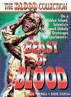 Beast of Blood DVD, 2002
