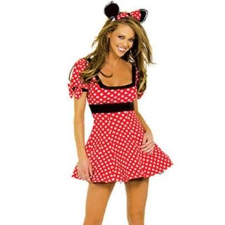 Womens Minnie Mouse Pajama Costume Disney Ideas For Adults