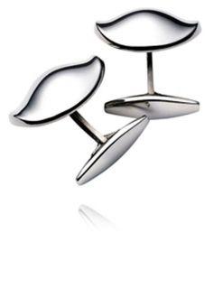 Jensen sterling silver Tortoise Cufflinks designed by Henning Koppel