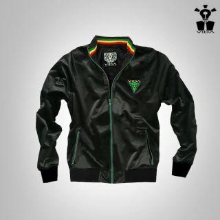 Rasta Reggae Jamaica Lion of Judah VIDA shirt Marley jacket clothes