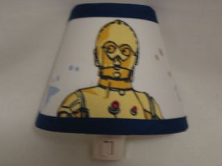 star wars c3po nightlight m2m pottery barn kids time left