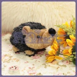 Kids Learn Play Animal Story Toy Stuffed Plush Hedgehog Doll Party