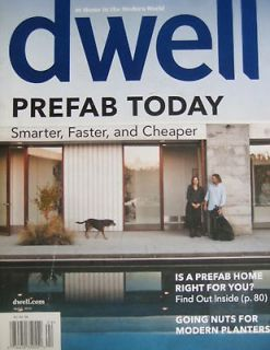 DWELL Prefab Home Architecture Row House Renovation Bay Area Beach